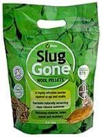 Vitax Slug Gone Wool Pellets - Two Sizes